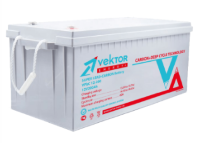VEKTOR CARBON Battery VPbC 2-1000